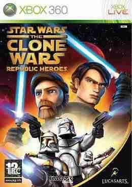 Descargar Star Wars The Clone Wars Republic Heroes [MULTI5][Region Free] por Torrent